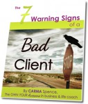 The 7 Warning Signs of a Bad Client