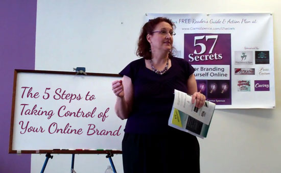take control of your brand online