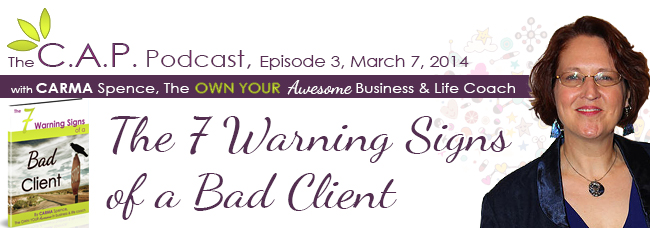 CAP Podcast Bad Clients