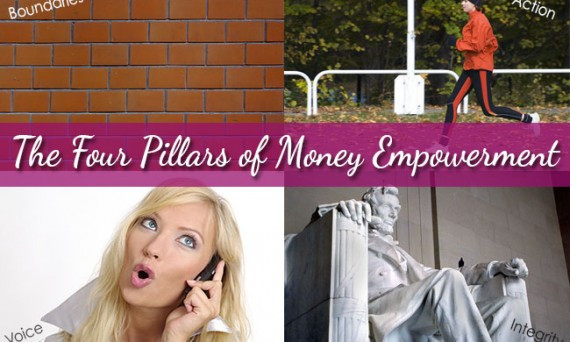 The 4 Pillars of Money Empowerment