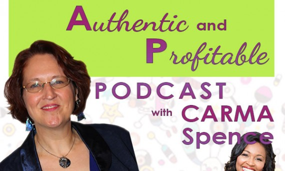 Jacinth Tracey on The C.A.P. Podcast