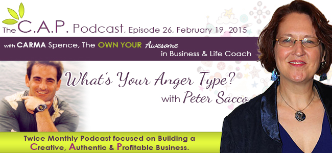 Peter Sacco on The C.A.P. Podcast