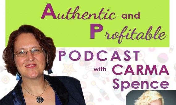 Angela Lauria on The CAP Podcast with Carma Spence