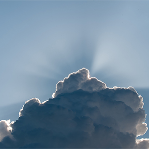 look for the silver lining