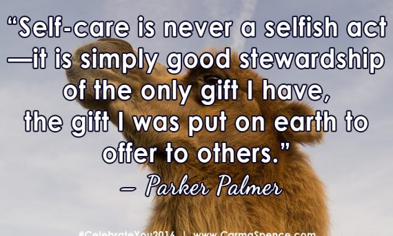 Parker Palmer quote