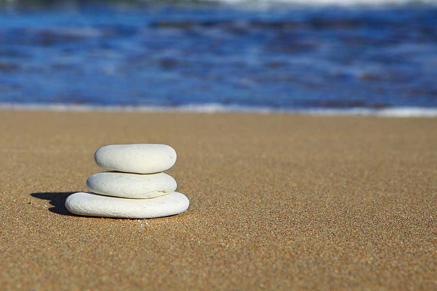 peace - finding balance in our life