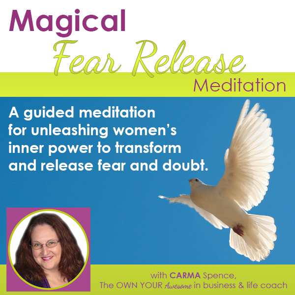 Magical Fear Release Meditation