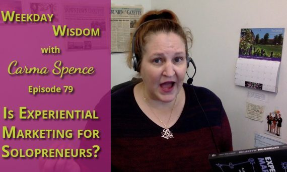 Is Experiential Marketing for Solopreneurs?