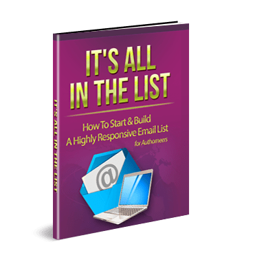 It's all in the list 3D cover