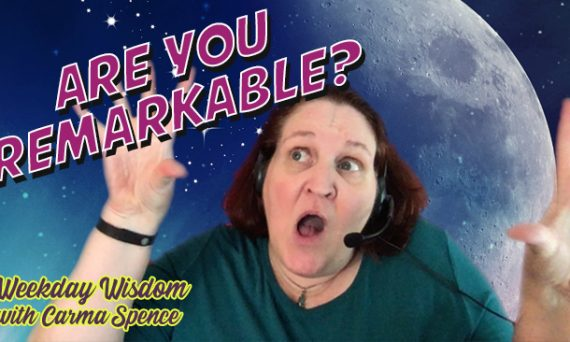 Are you remarkable?