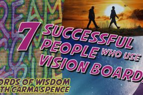 Seven Successful People Who Use Vision Boards