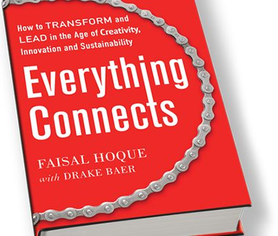 Everything Connects by Faisal Hoque