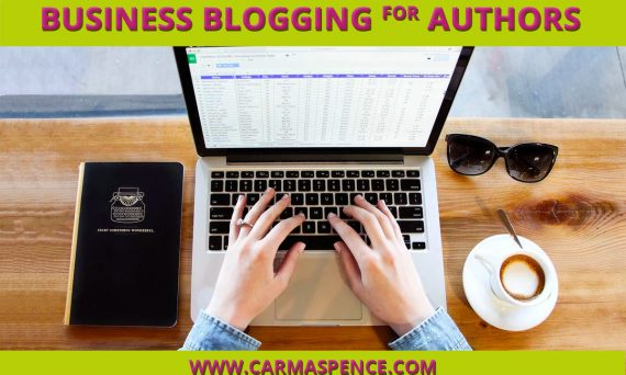 Business Blogging for Authors