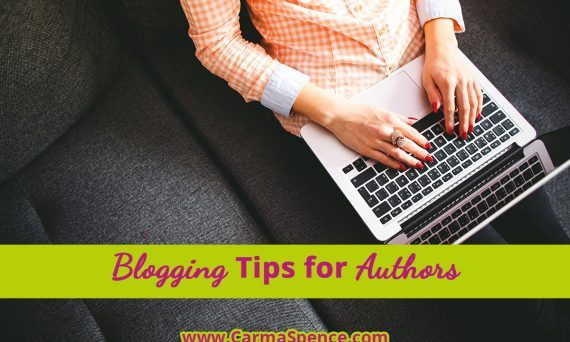 Blogging Tips for Authors