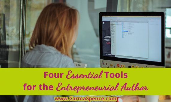 Four essential tools for the entrepreneurial author