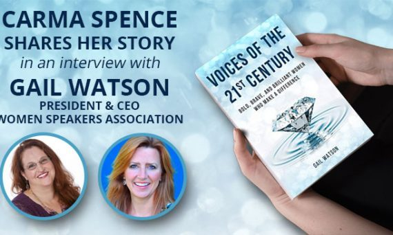 Carma Spence interviewed by Gail Watson