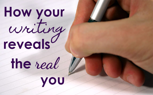 How Your Writing Reveals the Real You